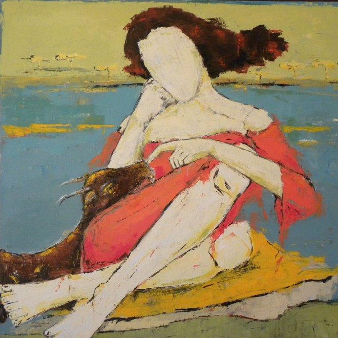 Femeie la Eufrat 8 100_100