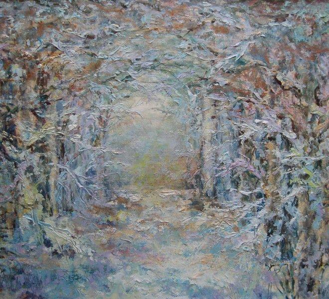path , 146x110 cm lara