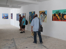 Visite Galerie Vol II